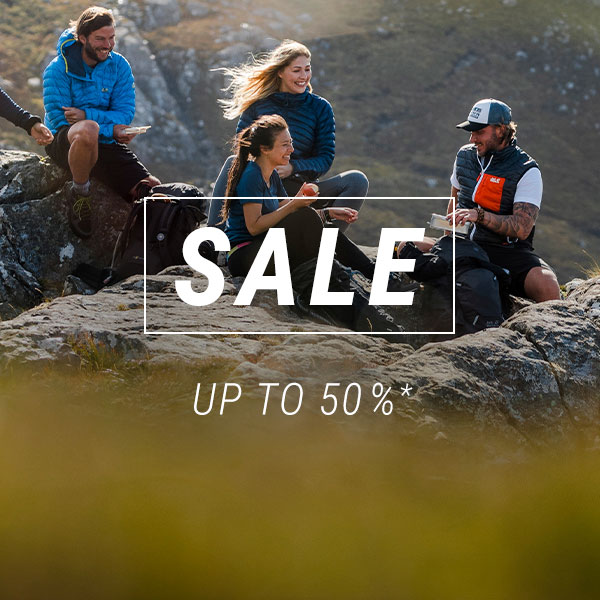 - *Only on selected items in participating JACK WOLFSKIN STORES and in the official JACK WOLFSKIN online shop.